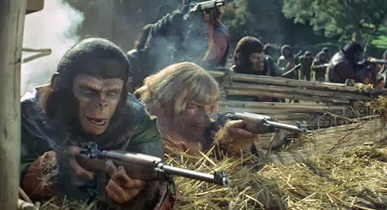 Retrospective: Battle for the Planet of the Apes (1973)