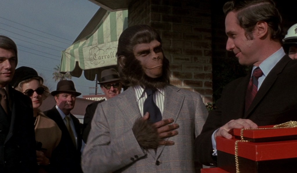 Retrospective: Escape from the Planet of the Apes (1971)