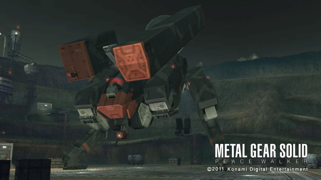 Retrospective: Metal Gear Solid – Peace Walker (2010)