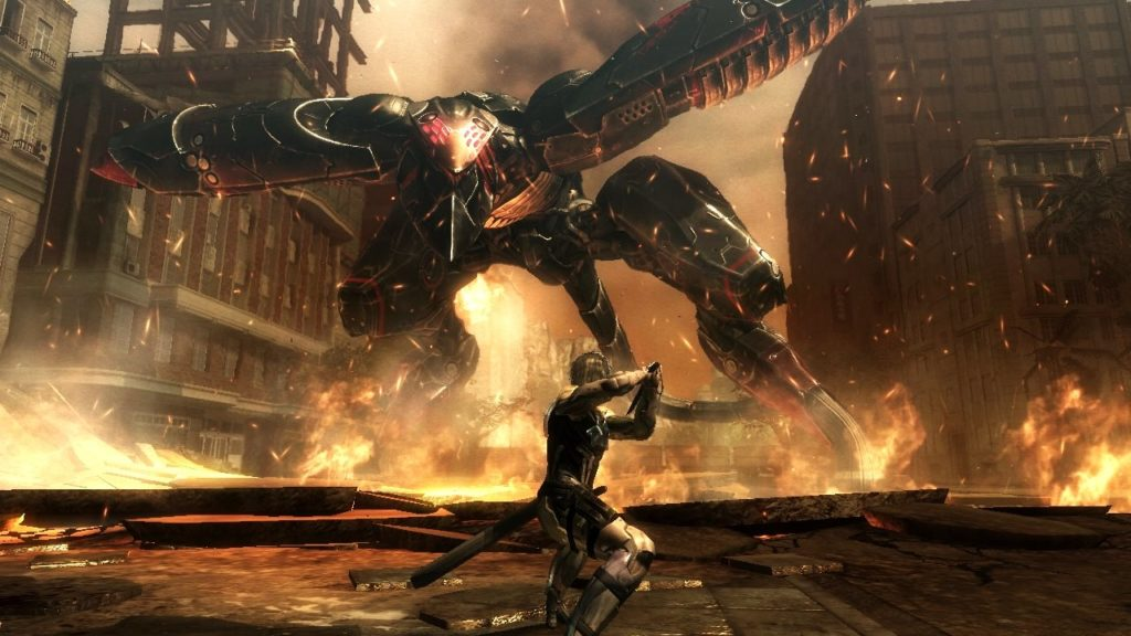 Retrospective: Metal Gear Rising – Revengeance (2013)