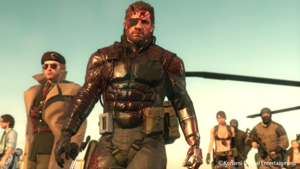 Retrospective: Metal Gear Solid V – The Phantom Pain (2015)