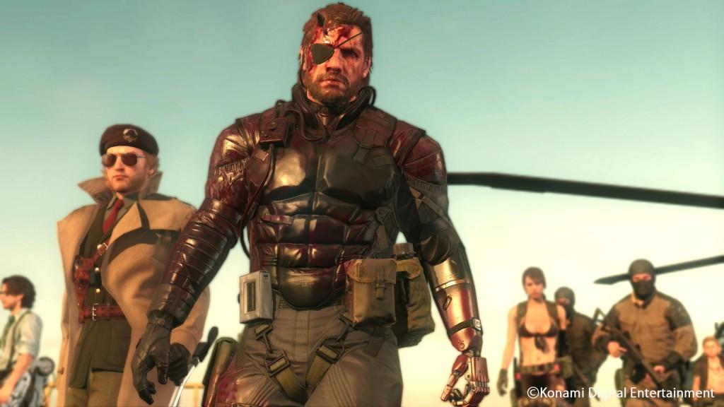 Retrospective: Metal Gear Solid V – The Phantom Pain (2015)