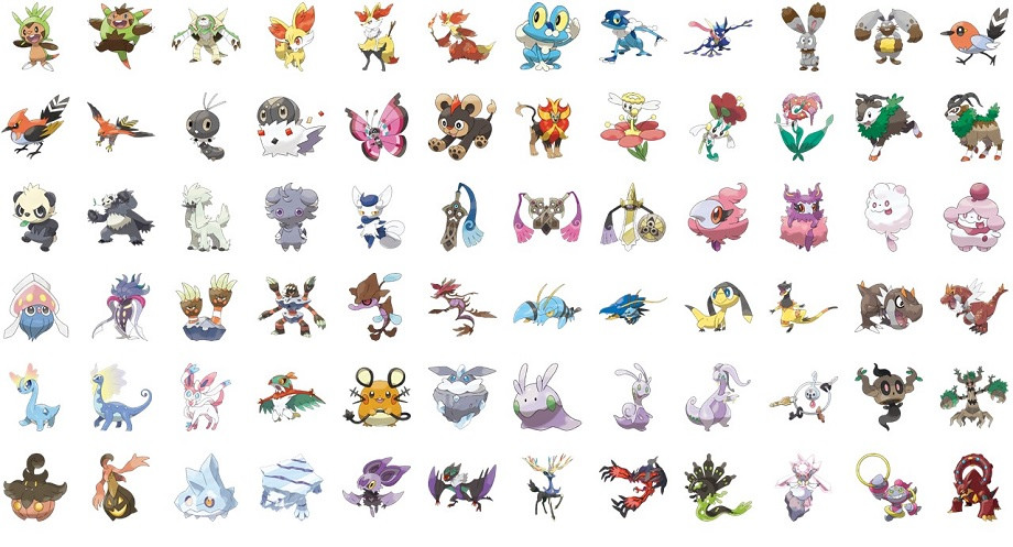 Love/Hate: Pokemon Gen 6