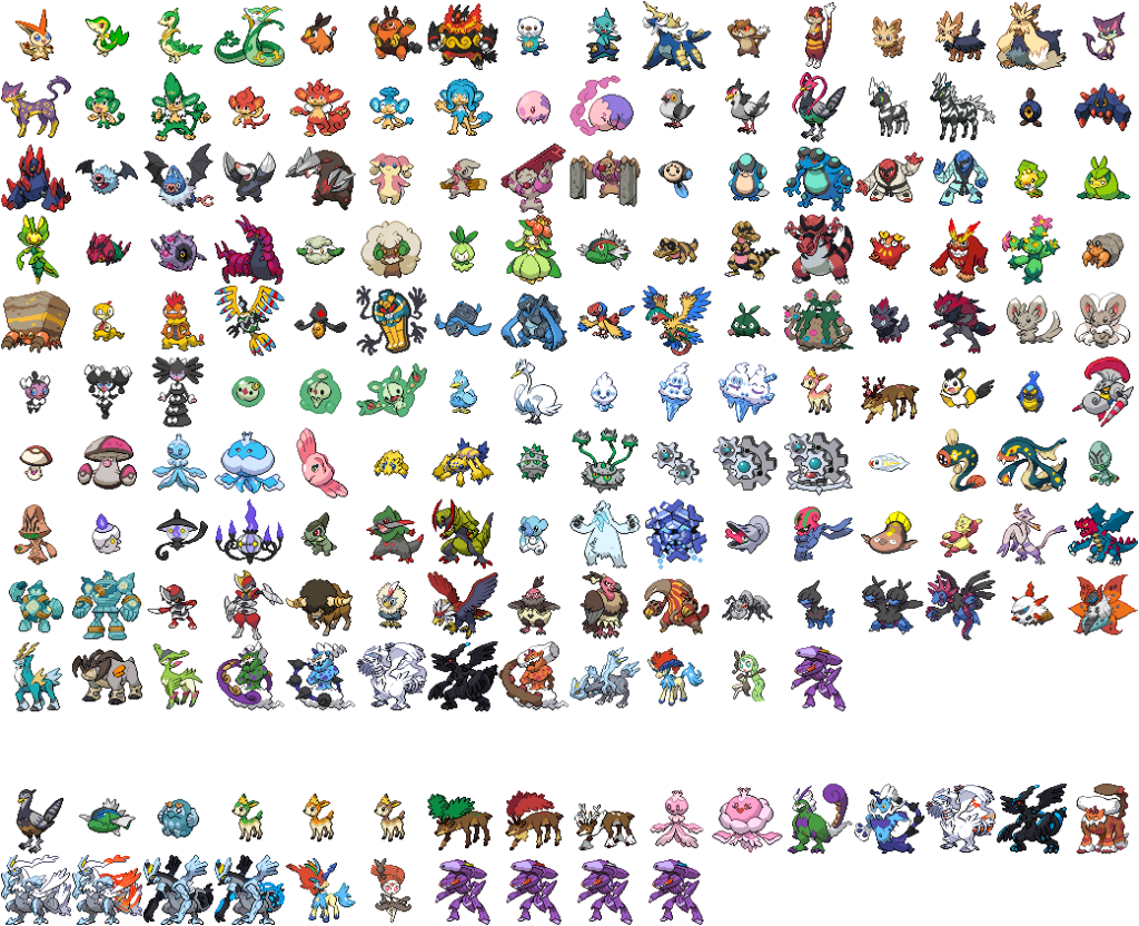 Love/Hate: Pokemon Gen 5