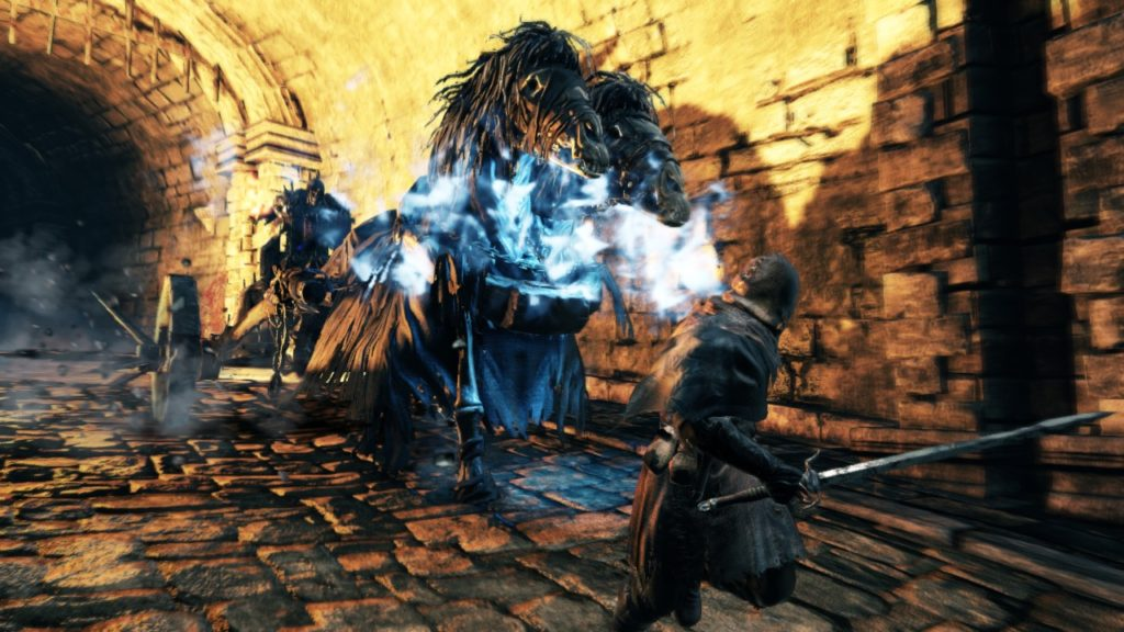 Love/Hate – Dark Souls 2