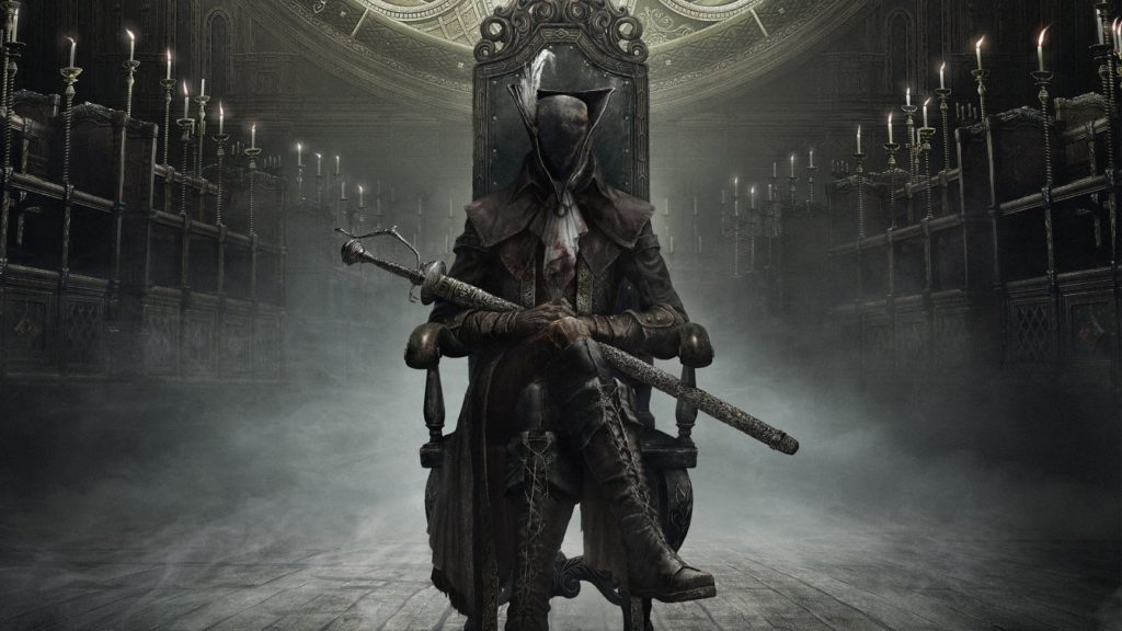 Love/Hate – Bloodborne