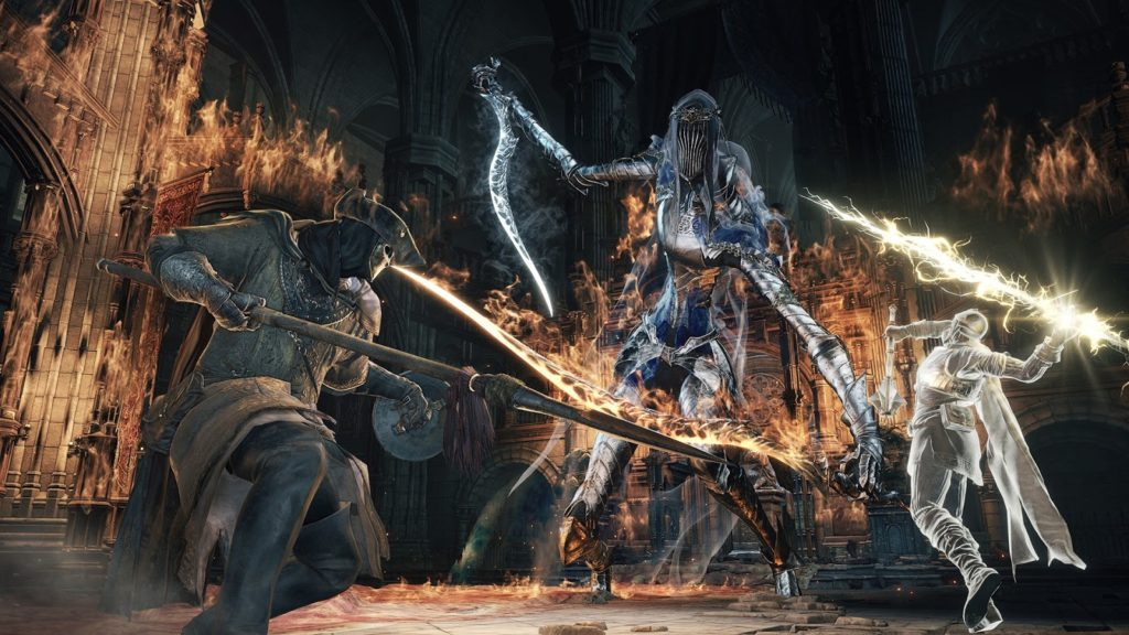 Love/Hate – Dark Souls 3