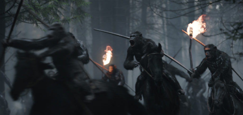 Retrospective: War for the Planet of the Apes (2017)